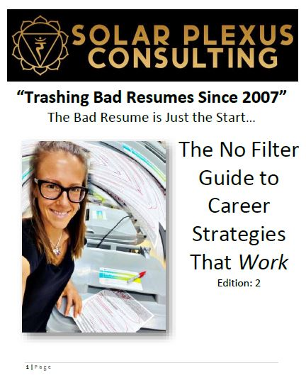 No-Filter Guide to Career Strategies That Work